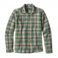 Costa: True Teal - Patagonia - Men's L/S Steersman Shirt