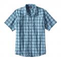 Aloft: Cuban Blue - Patagonia - Men's Bandito Shirt