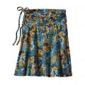 Reef Ruckus: Big Sur Blue - Patagonia - Women's Lithia Skirt