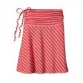 Vista Stripe: Pickled Pink - Patagonia - Women's Lithia Skirt
