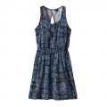 Raindrop: Navy Blue - Patagonia - Women's West Ashley Dress