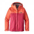 Carve Coral - Patagonia - Women's Torrentshell Jacket