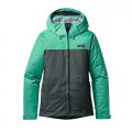 Galah Green w/Nouveau Green - Patagonia - Women's Torrentshell Jacket