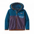 Piton Purple - Patagonia - Baby Micro D Snap-T Jacket