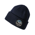 Fitz Roy Scope: Navy Blue - Patagonia - Brodeo Beanie