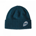 Tube View: Crater Blue - Patagonia - Brodeo Beanie