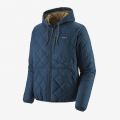 Stone Blue - Patagonia - Men's Diamond Quilted Bomber Hoody