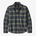 Lawrence: New Navy - Patagonia - Men's LW Fjord Flannel Shirt