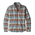 Rozman: Tailored Grey - Patagonia - Men's LW Fjord Flannel Shirt