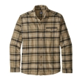 Tom's Place: Mojave Khaki - Patagonia - Men's LW Fjord Flannel Shirt