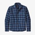 Grange: New Navy - Patagonia - Men's LW Fjord Flannel Shirt