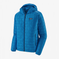 Andes Blue w/Andes Blue - Patagonia - Men's Nano Puff Hoody