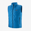 Andes Blue w/Andes Blue - Patagonia - Men's Nano Puff Vest