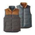 Industrial Green - Patagonia - Men's Reversible Bivy Down Vest