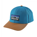 Radar Blue - Patagonia - P-6 Logo Roger That Hat