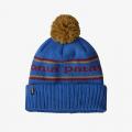 Park Stripe Knit: Float Blue - Patagonia - Powder Town Beanie