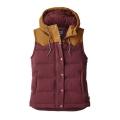 Dark Ruby - Patagonia - Women's Bivy Hooded Vest