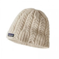 Toasted White - Patagonia - Women's Cable Beanie