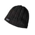 Black - Patagonia - Women's Cable Beanie