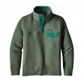 Hemlock Green - Patagonia - Women's Cotton Quilt Snap-T P/O