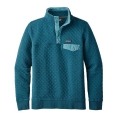 Elwha Blue - Patagonia - Women's Cotton Quilt Snap-T Pullover