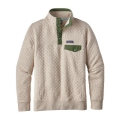 Birch White - Patagonia - Women's Cotton Quilt Snap-T Pullover