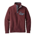 Dark Ruby - Patagonia - Women's Cotton Quilt Snap-T Pullover