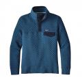 Big Sur Blue - Patagonia - Women's Cotton Quilt Snap-T P/O