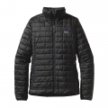 Black - Patagonia - Women's Nano Puff Jacket