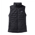 Black - Patagonia - Women's Nano Puff Vest