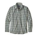 Riffle Hitch: Dyno White - Patagonia - Men's L/S Sun Stretch Shirt