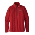 Classic Red - Patagonia - Men's Performance Better Sweater 1/4 Zip