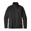 Black - Patagonia - Men's Performance Better Sweater 1/4 Zip