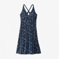 Quito Multi: Tidepool Blue - Patagonia - Women's Amber Dawn Dress