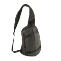 Forge Grey w/Textile Green - Patagonia - Atom Sling 8L