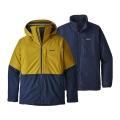 Textile Green - Patagonia - Men's 3-in-1 Snowshot Jacket