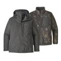Forge Grey - Patagonia - Men's 3-in-1 Snowshot Jacket