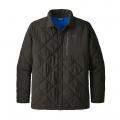 Black w/Viking Blue - Patagonia - Men's Tough Puff Shirt