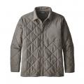 Hex Grey - Patagonia - Men's Tough Puff Shirt