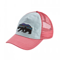 Atoll Blue - Patagonia - Women's Fitz Roy Bear Layback Trucker Hat