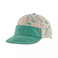 Birds in the Lotus: Prima Pink - Patagonia - Baby Baggies Cap