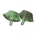 Alligators and Bullfrogs: Kale Green - Patagonia - Baby Sun Bucket Hat