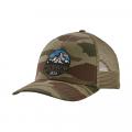 Bear Witness Camo: Sage Khaki - Patagonia - Fitz Roy Scope LoPro Trucker Hat