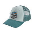 Atoll Blue - Patagonia - Fitz Roy Scope LoPro Trucker Hat