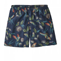 Parrots: Stone Blue - Patagonia - Men's Baggies Shorts - 5 in.