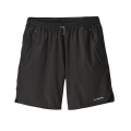 Black - Patagonia - Men's Nine Trails Shorts - 8 in.
