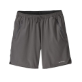 Forge Grey - Patagonia - Men's Nine Trails Shorts - 8 in.