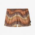 Aurora Small: Henna Brown - Patagonia - Women's Barely Baggies Shorts