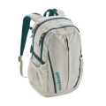Birch White w/Tidal Teal - Patagonia - Women's Refugio Pack 26L