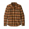 Pistil: Harvest Tan - Patagonia - Women's L/S Fjord Flannel Shirt